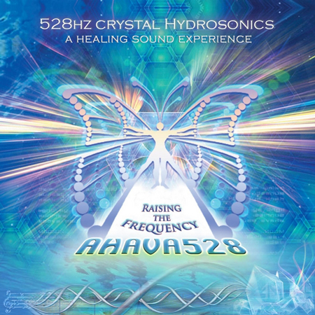 528 Hz Crystal Hydrosonics