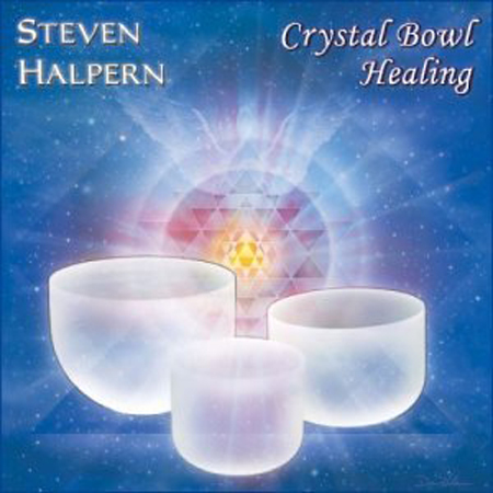 Crystal Bowl Healing CD