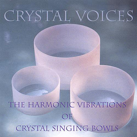 Crystal Voices CD