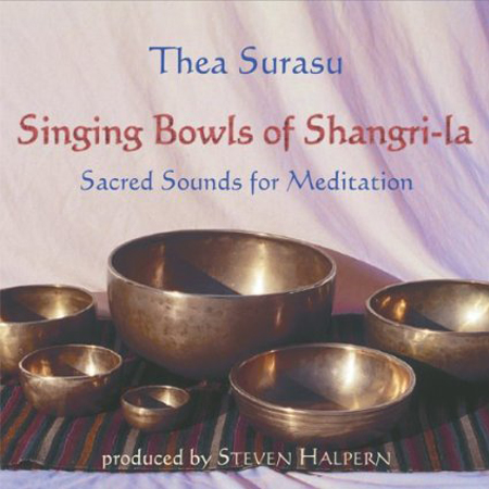 Singing Bowls of Shangri La - CD