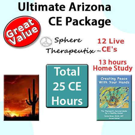 Arizona Ultimate CE Package- 24 CE Hours