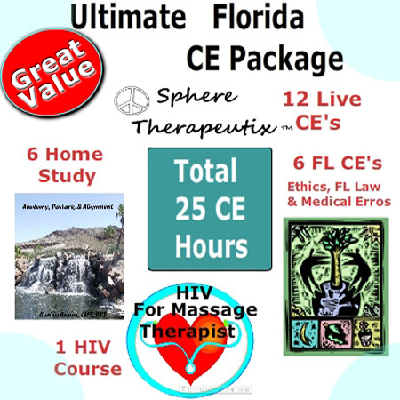 Ultimate Florida CE Package - 2 Days - (25 CE Hours) - All-In-ONE
