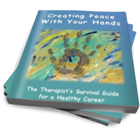 Creating Peace With Your Hands - Book